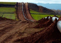 Ouachita Trunkline – Pipeline Survey, GIS Mapping, Land Surveying