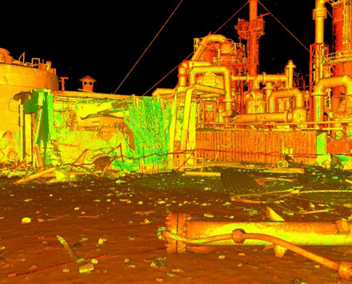 3d Laser Scanning Gps Data Collection Construction