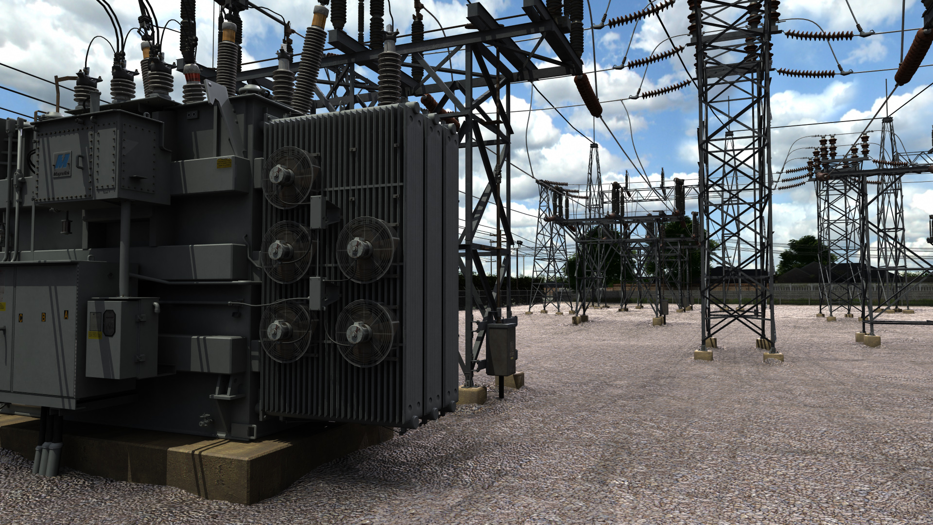 After-Power Facility