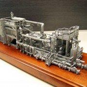 3D printers bring digital models to life