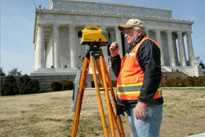 professional land surveyor