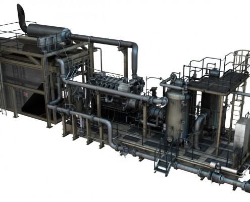 Render of 3D Model
