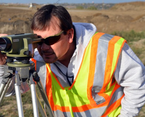 3D Land Surveying, 3D Modeling, 3D Simulation