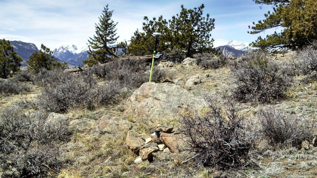 Private Utility Locating Colorado : King surveyors colorado land surveying