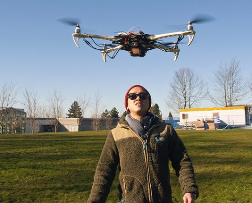 Aerial Data Collection