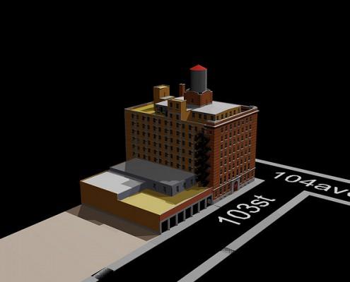 Oil and Gas survey, 3D Models