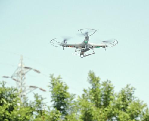 UAV survey