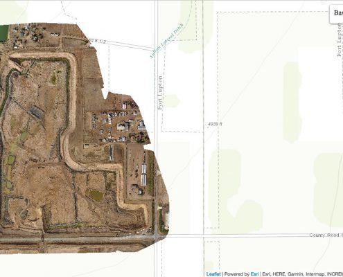 Google Earth comparison