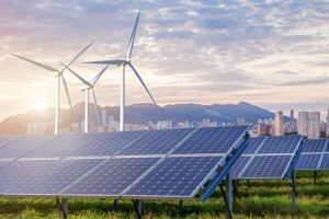 Solar energy is on the rise