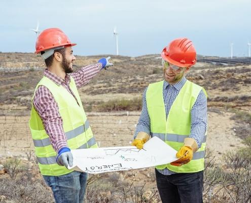 Solar Land Surveying