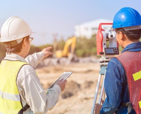 Surveying in Civil Engineering