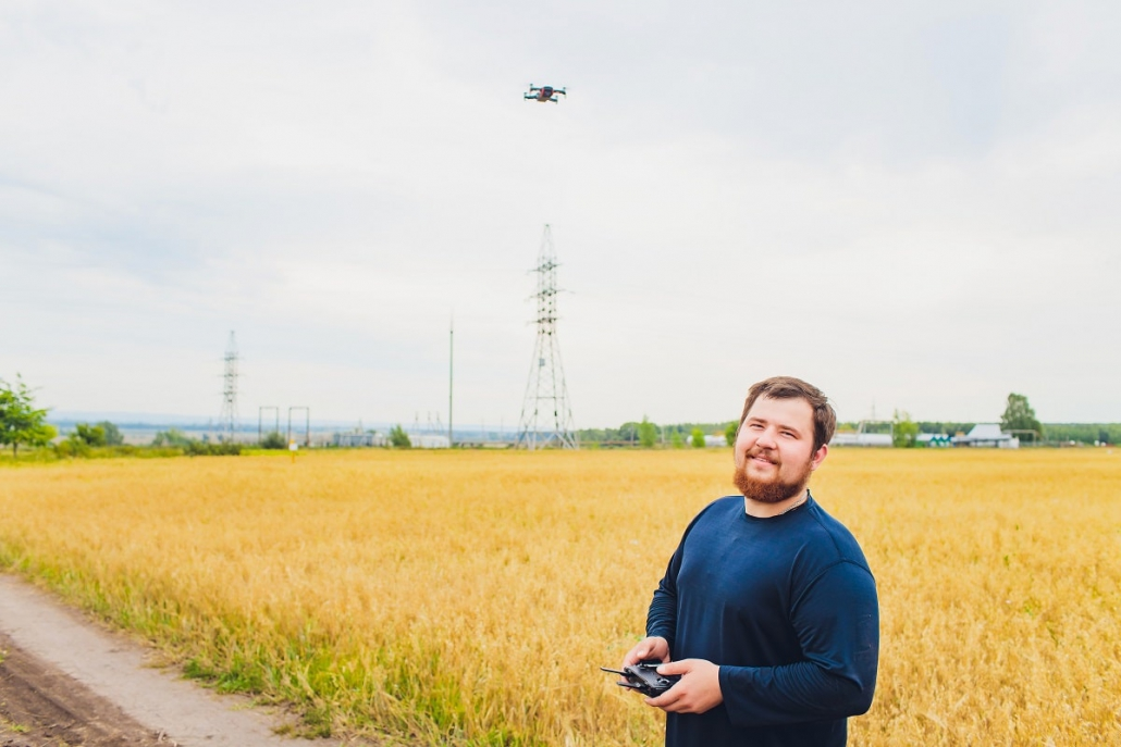 Agriculture Drones can Help Farmers