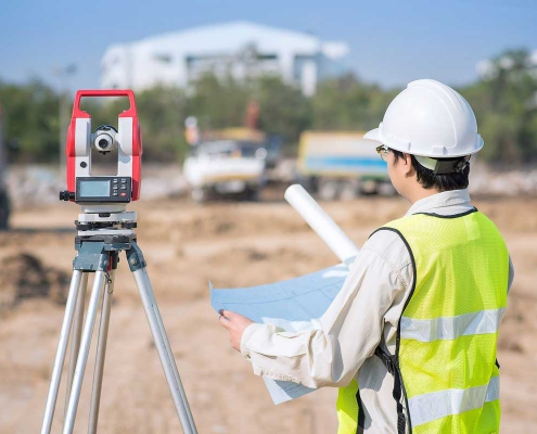 Types of Land Survey Services