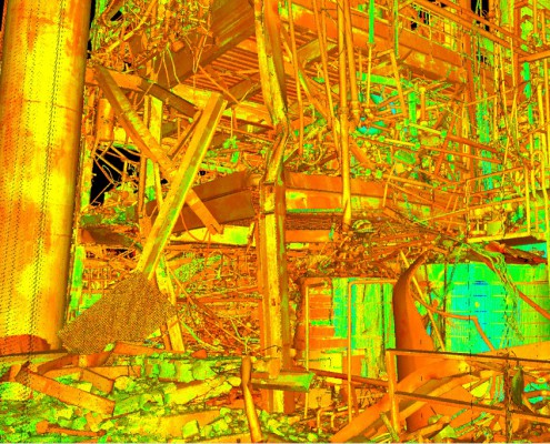 3D Laser Scanning, GPS Data Collection, Construction Staking