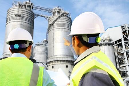 Oil and Gas Facility, As-Built Survey