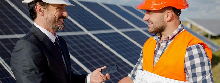 Solar Farm Construction