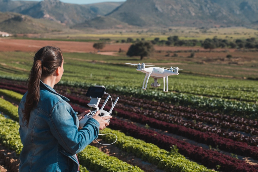 Agriculture Drones for Farmers